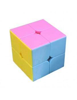 Magic Square 2 Layers Magic Speed Square Educational Cubo Magic Toys Kids Toys