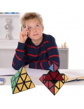 Pyramid Triangle Speed Magic Puzzle Toy Block Game Intelligence Communication